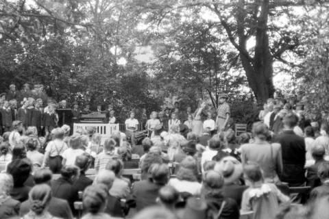 ARH NL Dierssen 0195/0013, Kirchenfest, 1949