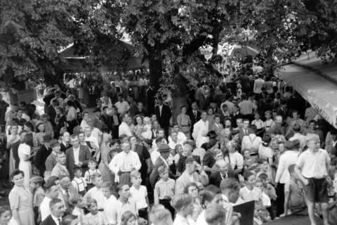 ARH NL Dierssen 0196/0013, Volksfest (Rummelplatz), 1949
