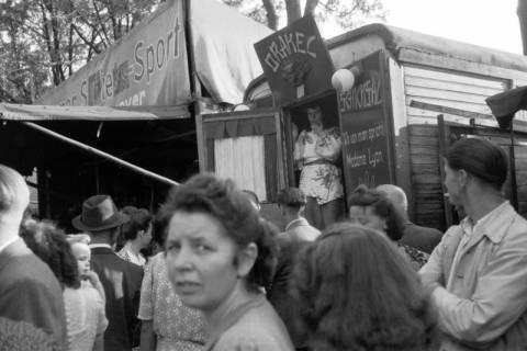 ARH NL Dierssen 0196/0017, Volksfest (Rummelplatz), 1949