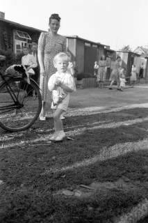 ARH NL Dierssen 0196/0018, Volksfest (Rummelplatz), 1949