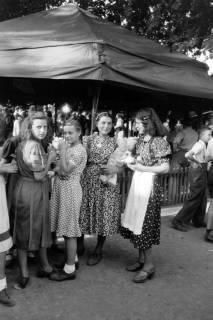 ARH NL Dierssen 0196/0019, Volksfest (Rummelplatz), 1949