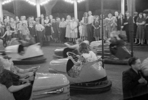 ARH NL Dierssen 0196/0026, Volksfest (Rummelplatz), 1949