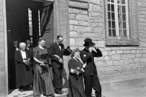 ARH NL Dierssen 0197/0003, Hochzeit Rathing, 1949