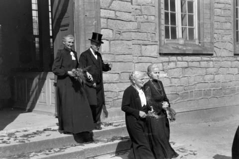 ARH NL Dierssen 0197/0004, Hochzeit Rathing, 1949