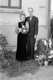 ARH NL Dierssen 0197/0013, Hochzeit Rathing, 1949