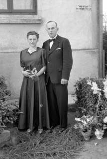 ARH NL Dierssen 0197/0014, Hochzeit Rathing, 1949