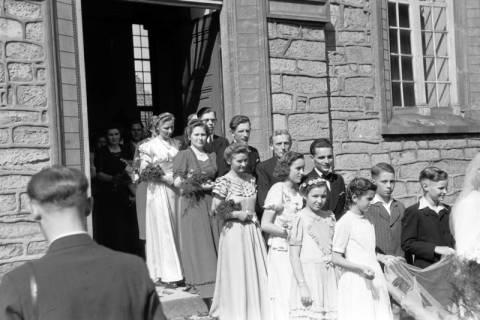 ARH NL Dierssen 0197/0021, Hochzeit Wittkopp, 1949