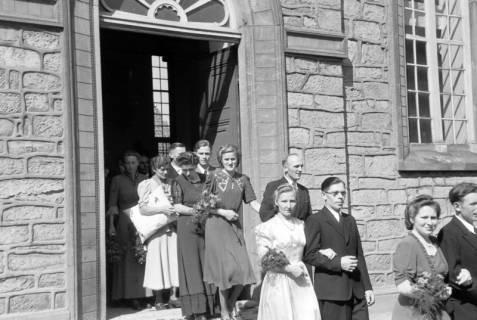 ARH NL Dierssen 0197/0022, Hochzeit Wittkopp, 1949