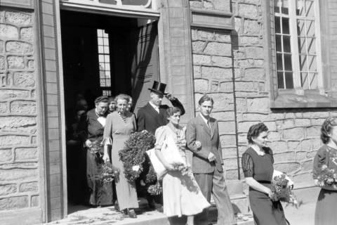 ARH NL Dierssen 0197/0023, Hochzeit Wittkopp, 1949