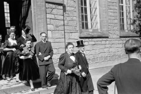 ARH NL Dierssen 0197/0024, Hochzeit Wittkopp, 1949