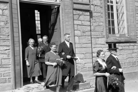 ARH NL Dierssen 0197/0025, Hochzeit Wittkopp, 1949