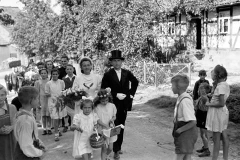 ARH NL Dierssen 0198/0001, Hochzeit Wittkopp, 1949