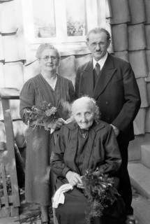 ARH NL Dierssen 0198/0003, Hochzeit Wittkopp, 1949