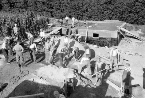 ARH NL Dierssen 0198/0006, Selbsthilfe-Baugemeinschaft, 1949