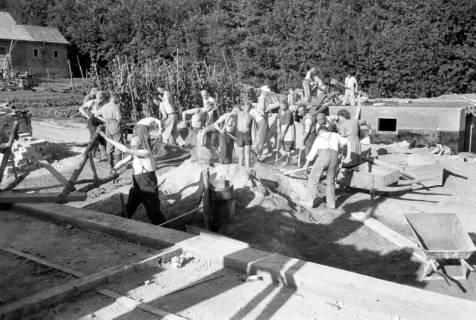 ARH NL Dierssen 0198/0007, Selbsthilfe-Baugemeinschaft, 1949
