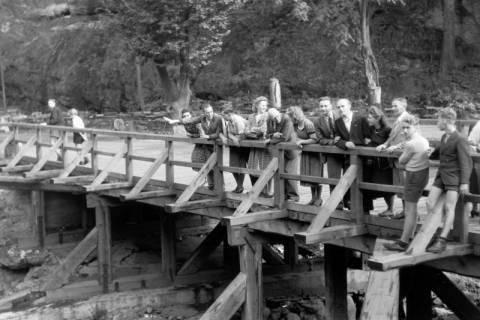 ARH NL Dierssen 0200/0014, Polizei-Ausflug, 1949