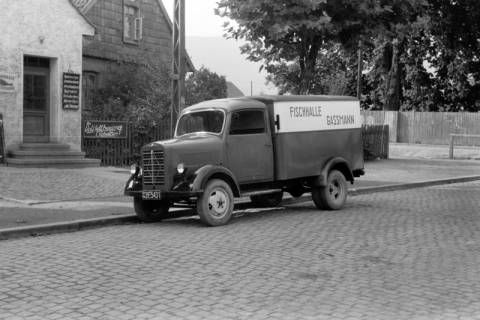 ARH NL Dierssen 0201/0014, Fischwagen Gassmann, 1949