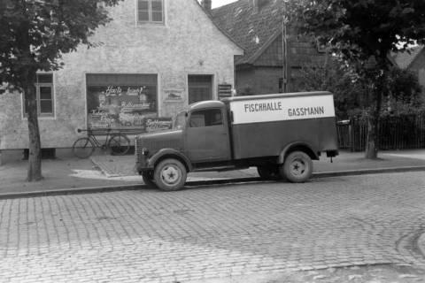 ARH NL Dierssen 0201/0015, Fischwagen Gassmann, 1949