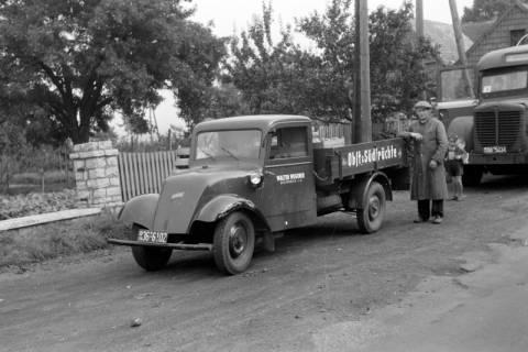 ARH NL Dierssen 0202/0007, Obstverkäufer, 1949