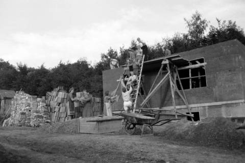 ARH NL Dierssen 0202/0017, Selbsthilfe-Baugemeinschaft, 1949