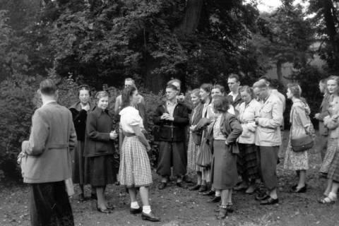 ARH NL Dierssen 0203/0016, Holländische Tanzgruppe, 1949