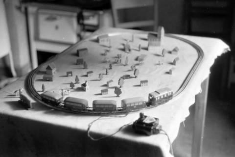 ARH NL Dierssen 0204/0006, Spielzeugeisenbahn, 1949