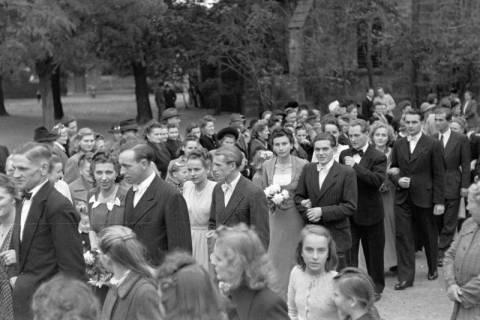 ARH NL Dierssen 0205/0006, Hochzeit Hüper-Schneider, 1949