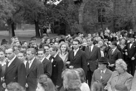 ARH NL Dierssen 0205/0007, Hochzeit Hüper-Schneider, 1949