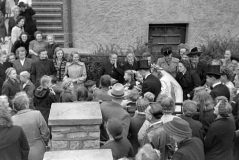 ARH NL Dierssen 0205/0008, Hochzeit Hüper-Schneider, 1949