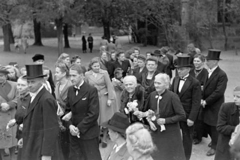 ARH NL Dierssen 0205/0011, Hochzeit Hüper-Schneider, 1949