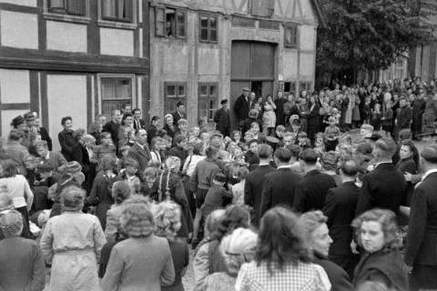 ARH NL Dierssen 0205/0012, Hochzeit Hüper-Schneider, 1949