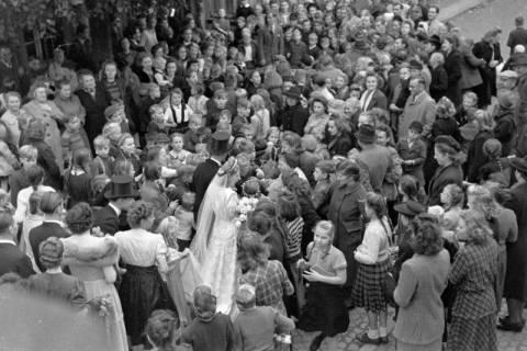ARH NL Dierssen 0205/0014, Hochzeit Hüper-Schneider, 1949