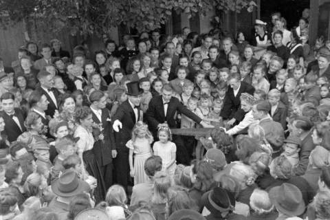 ARH NL Dierssen 0205/0017, Hochzeit Hüper-Schneider, 1949