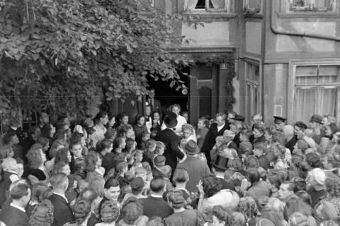 ARH NL Dierssen 0205/0018, Hochzeit Hüper-Schneider, 1949