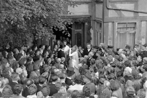 ARH NL Dierssen 0205/0020, Hochzeit Hüper-Schneider, 1949