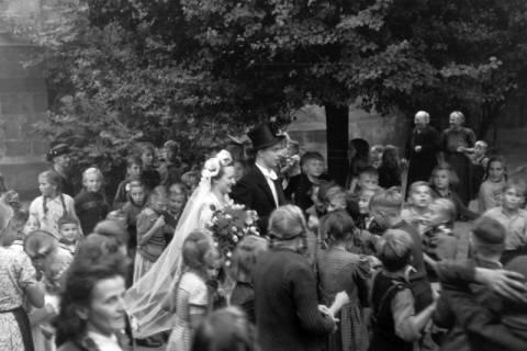 ARH NL Dierssen 0205/0025, Hochzeit Dr. Weber, 1949