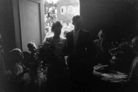 ARH NL Dierssen 0206/0003, Hochzeit Dr. Weber, 1949