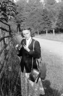 ARH NL Dierssen 0208/0012, ED im Saupark, 1949