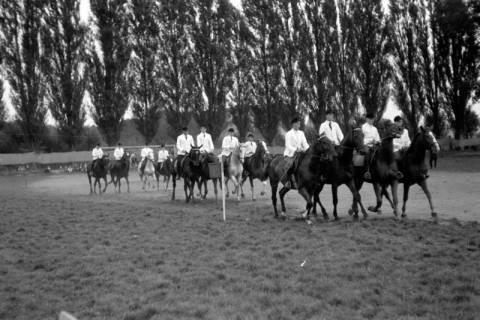 ARH NL Dierssen 0208/0023, Tag des Roten Kreuzes (Umzug und Reiten), 1949