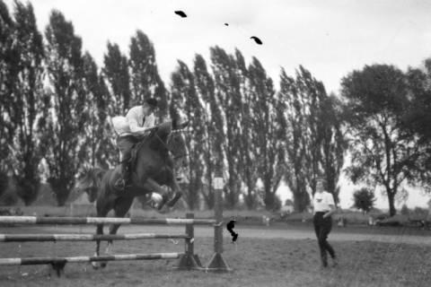 ARH NL Dierssen 0208/0033, Tag des Roten Kreuzes (Umzug und Reiten), 1949