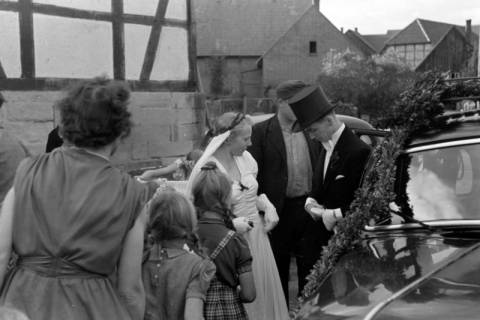 ARH NL Dierssen 0211/0010, Hochzeit Christoffer, 1949