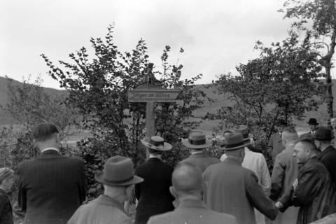 ARH NL Dierssen 0211/0022, Wegweiser Jägerallee, 1949
