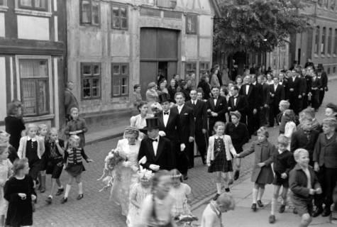 ARH NL Dierssen 0211/0024, Hochzeit Schneider-Hüper, 1949