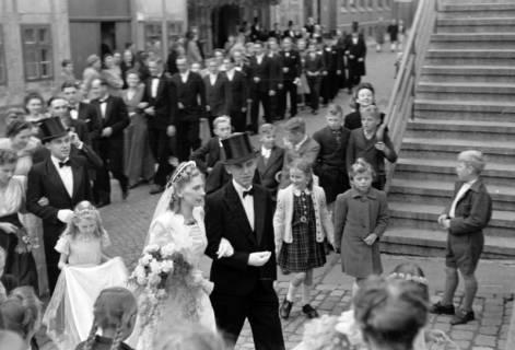 ARH NL Dierssen 0211/0025, Hochzeit Schneider-Hüper, 1949