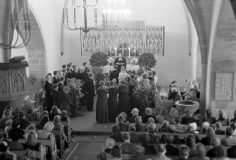 ARH NL Dierssen 0211/0026, Hochzeit Schneider-Hüper, 1949