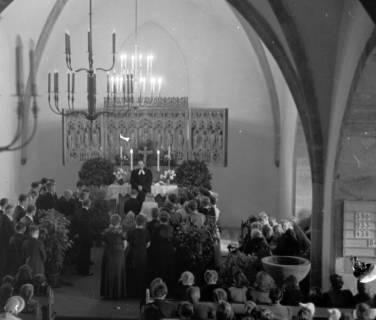 ARH NL Dierssen 0211/0027, Hochzeit Schneider-Hüper, 1949