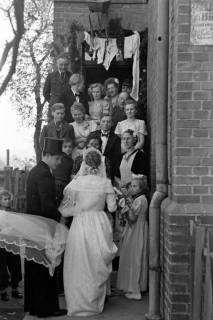 ARH NL Dierssen 0213/0008, Hochzeit Gaza, 1949