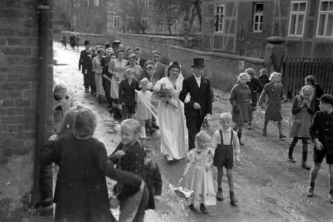 ARH NL Dierssen 0215/0005, Hochzeit Steinhop, 1949