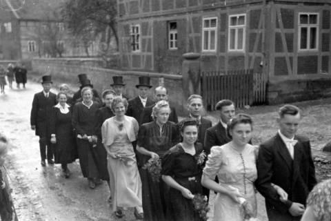 ARH NL Dierssen 0215/0008, Hochzeit Steinhop, 1949