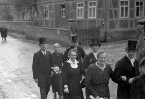 ARH NL Dierssen 0215/0010, Hochzeit Steinhop, 1949